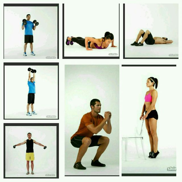 Hiit Bottom To Top *WDC*
