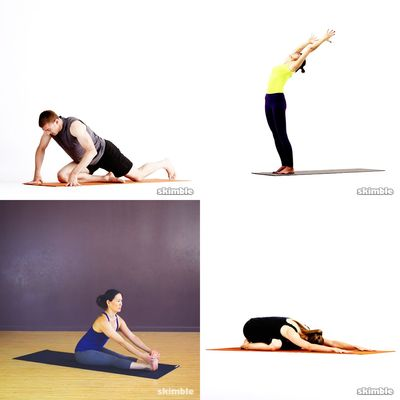 Yoga & Stretch (Casual)