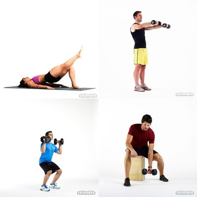 Weight & Strength training