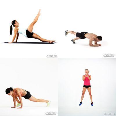 Buenos ejercicios