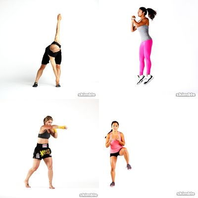 Shelly Work Out!