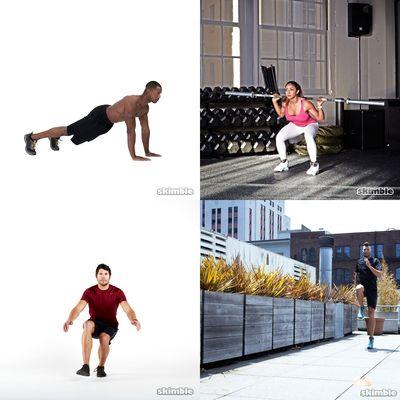 Ryans workouts
