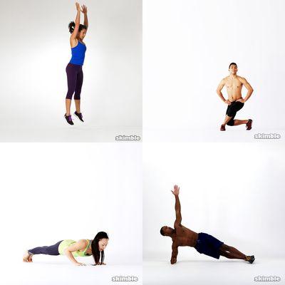 ejercicios martes