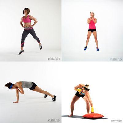 ejercicios jueves