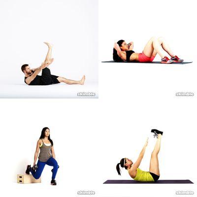 ejercicios viernes