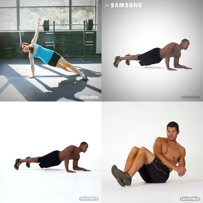CORE: ABS, OBLIQUES, MIDDLE/LOWER BACK