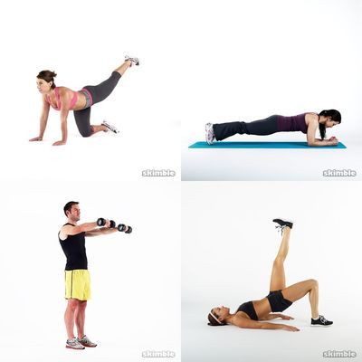 Shital workout