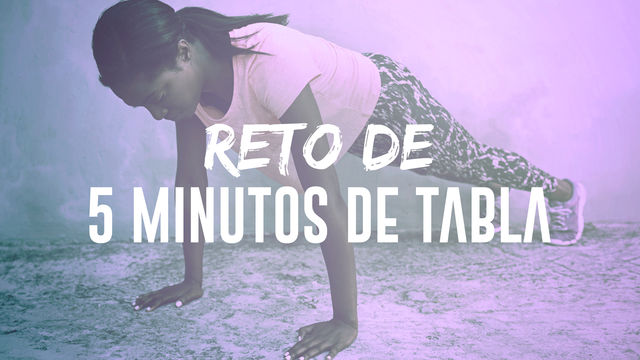 Reto de 5 minutos de tabla
