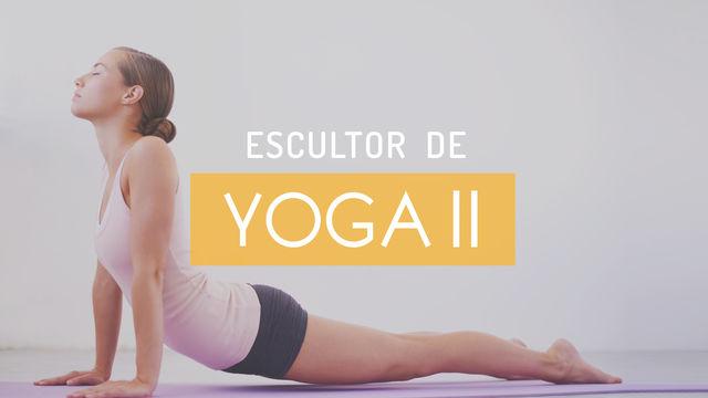 Escultor de Yoga II