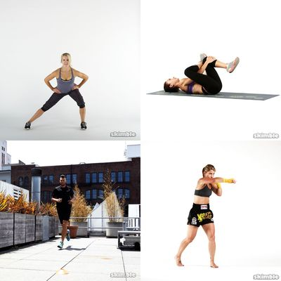 Perfered workouts