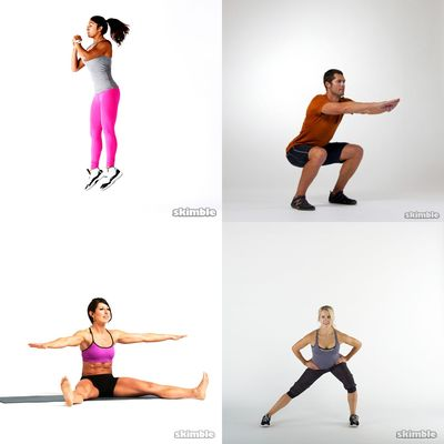 Get your ass into shape!
