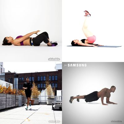 fun work outs to try