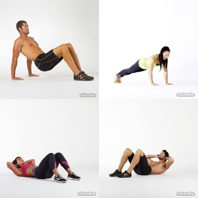 Upper Body Workouts- Arms & Abs