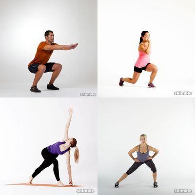 ~30 min Workouts