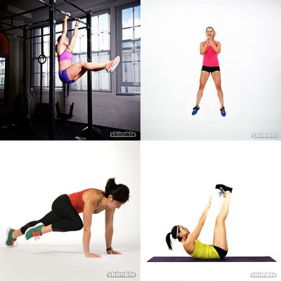 belly work outs