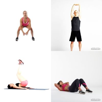 Workouts i haven't tried