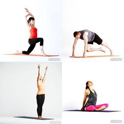 Stretch Like A Yogi: 1:14h
