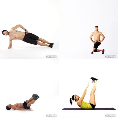 Ab and Core Day