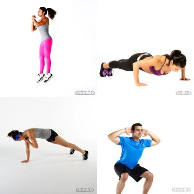 Quickie Workouts