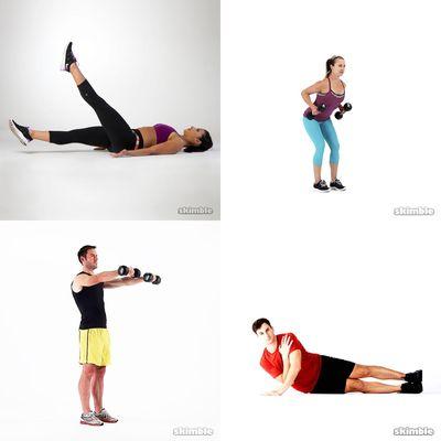 April 16 Workout