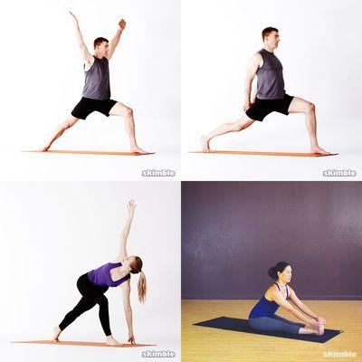 Yoga/Stress Less