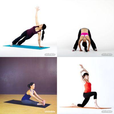 yoga/morning