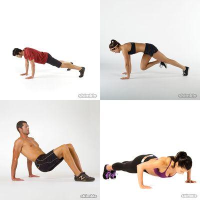Moring workout