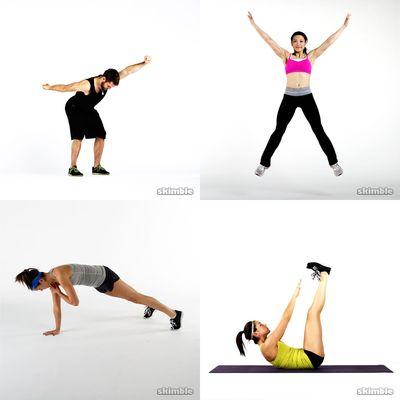 Deb's Workouts