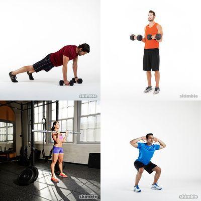 Tuesday/fullbody strength