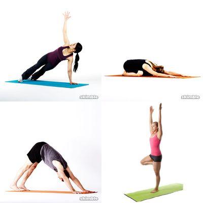 mat workout