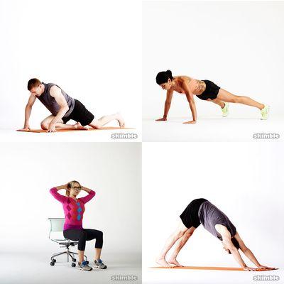 april workouts