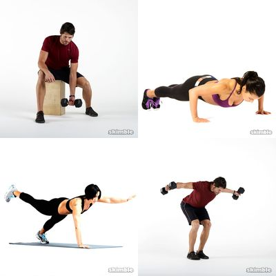 pushups and arms