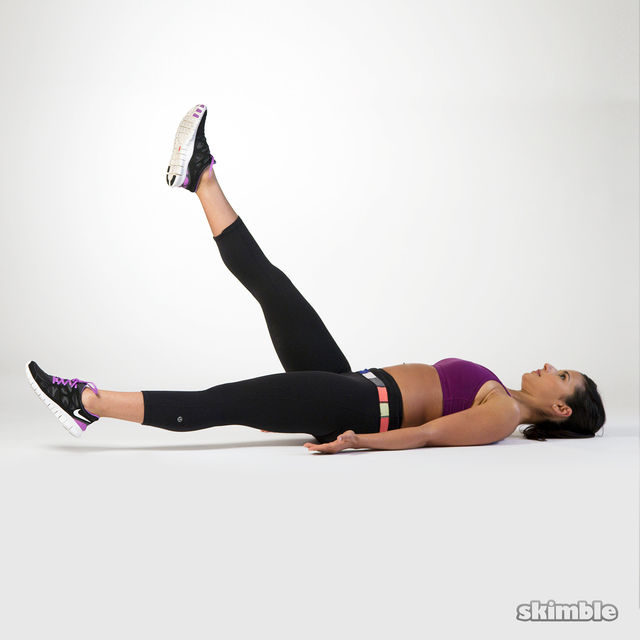 Quick Transverse Abs Routine