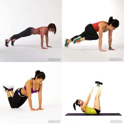 core abs