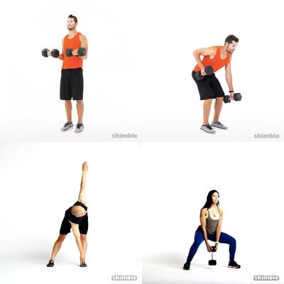 Workouts For Me And Britt