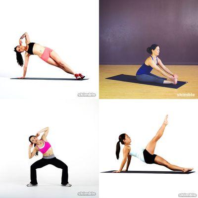 Stretch,  lean