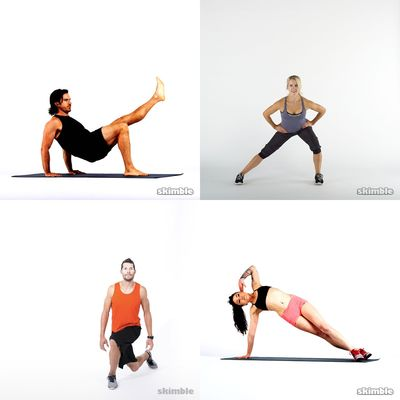 cruise body workouts