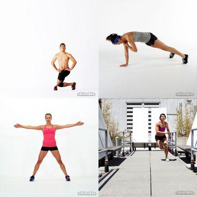cardio and endurance