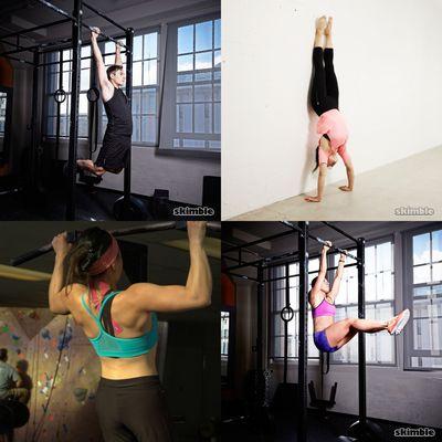 Functional upper body strength