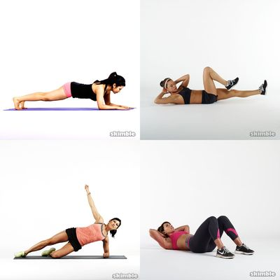 Casual Abs and Core