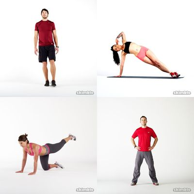 Glutes And Therapy Workouts