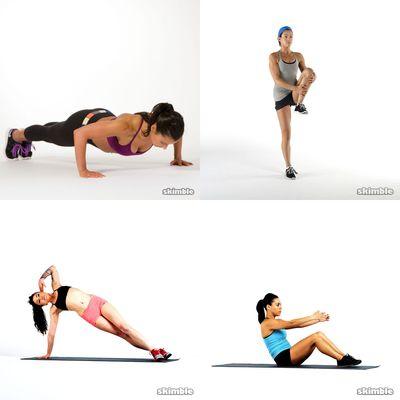 Moderate Full Body