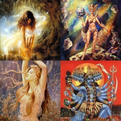 Goddess  Warriors