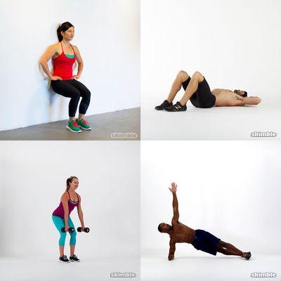 7-min Workouts