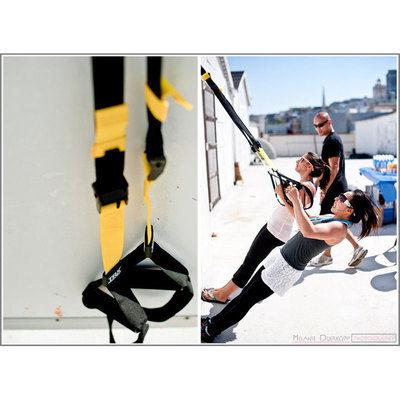 hanging straps