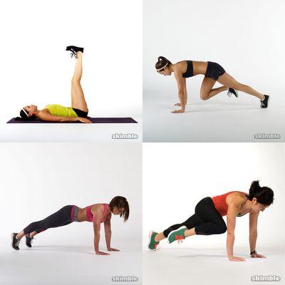 Strength Training: Core
