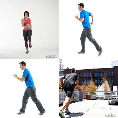 Run/Jog/Walk