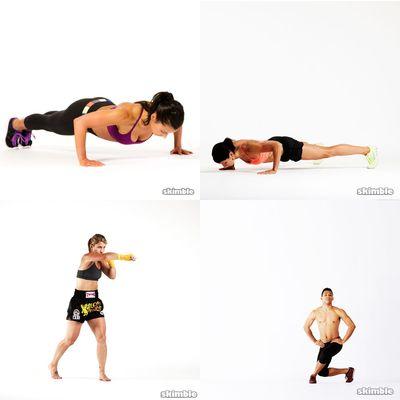 Arms/Shoulders