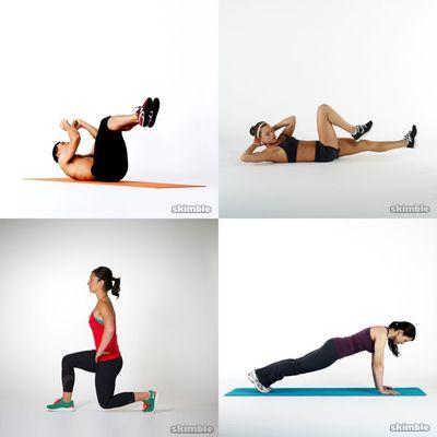 starter workout regime