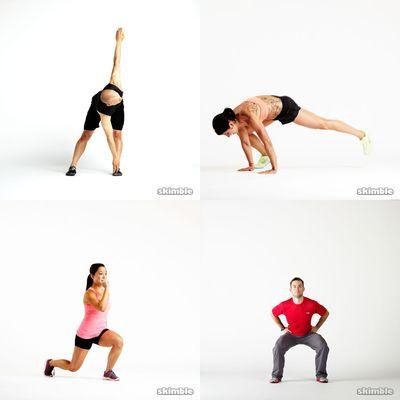 Agnes Workout